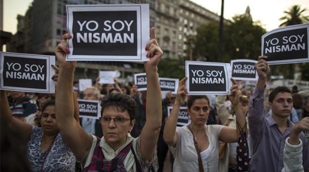 ¿Otra vez el fiscal Nisman?