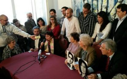 Abuelas anunció la recuperación de la nieta 117: las mendocinas María Domínguez y Angelina Caterino son sus abuelas