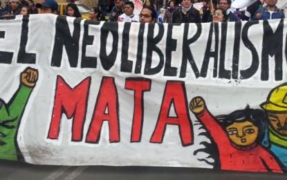 El regreso del neoliberalismo