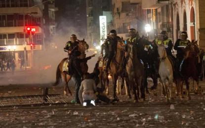 El CELS repudió la represión en Tucumán