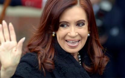 El progresismo está con Cristina