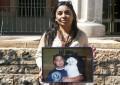 """""""A mí hijo lo mató un asesino disfrazado de policía"""""""