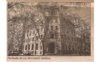 Patrimonio arquitectónico en Mendoza