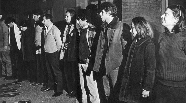 Trelew 43 años después: Memoria a barlovento
