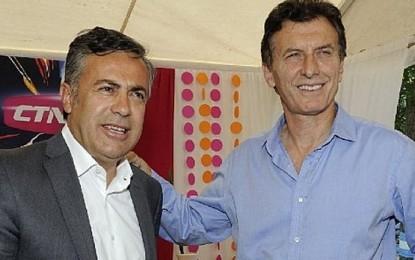 Cornejo, el mejor alumno de Macri, es el nuevo presidente de la UCR