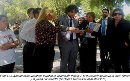 Omisiones y complicidades judiciales en el juicio contra el sargento Antonio Cruz