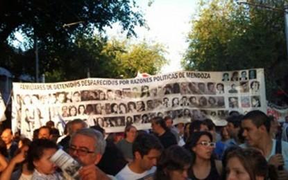 10/12 Marcha de la resistencia de los DDHH