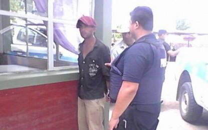 La policía baleó a un campesino que defendía su tierra en Jocolí