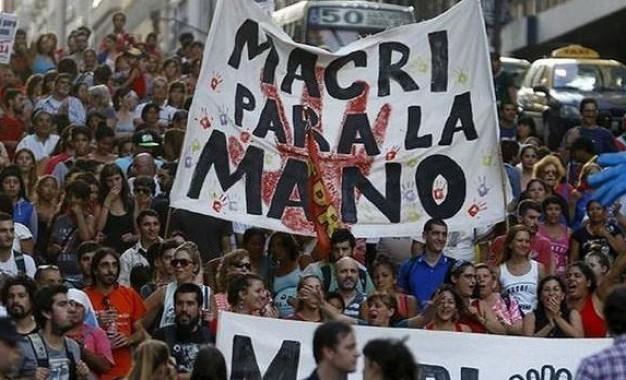 Macri, oligarquía sojera: el genocidio económico y social…