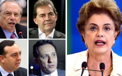 Brasil: Cuarta parte de la Comisión Especial que analizará a Dilma es investigada por corrupción
