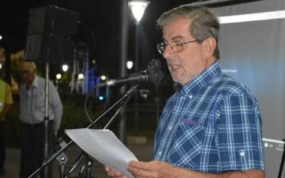 Lavalle conmemoró en la plaza a 40 años del golpe cívico militar