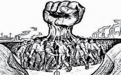 Tierra, techo, trabajo: lucha de clases