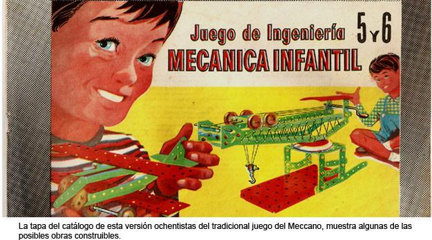 Aquel legendario 'mecano'