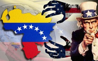Preparativos de intervención militar en Venezuela