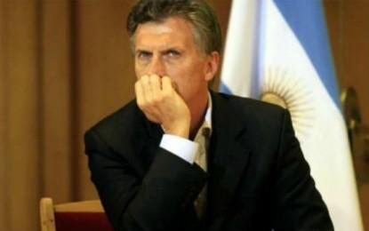 Video: un colectivero le negó el saludo a Macri en la inauguración del Metrobus