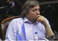 """Máximo: """"Con la ley antidespidos, el Gobierno buscó incentivar mezquindades"""""""