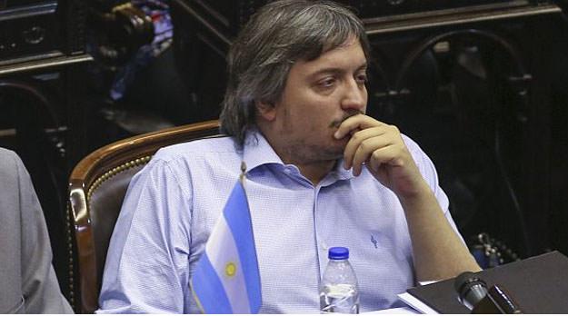 Máximo Kirchner: «Frente al ajuste, el silencio no es nuestro idioma»