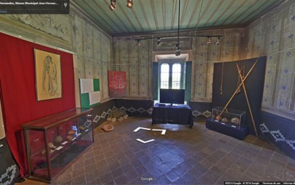 Más de 130 museos ahora se pueden recorrer de modo virtual