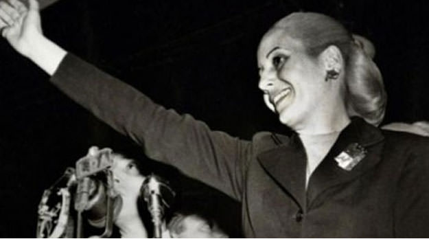 """Evita: """"Con las cenizas de los traidores construiremos la patria de los humildes"""""""