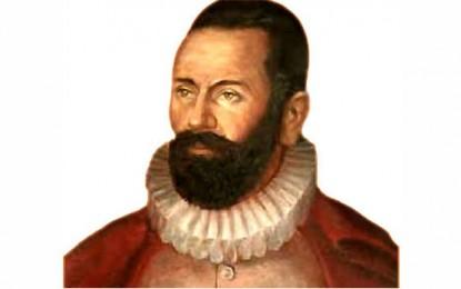 Don Juan de Garay y el cartero
