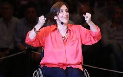 El patrimonio de la vice-presidenta Michetti creció 708% en un año