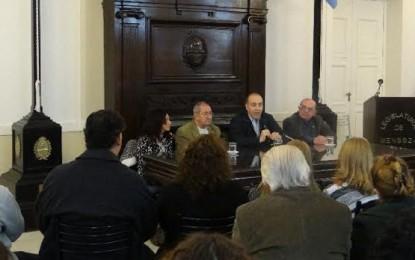 """Gustavo Arenas: """"Hay una gran deuda con los mendocinos en materia de seguridad vial"""""""