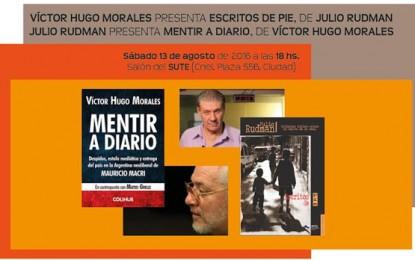 Viene Víctor Hugo Morales a Mendoza