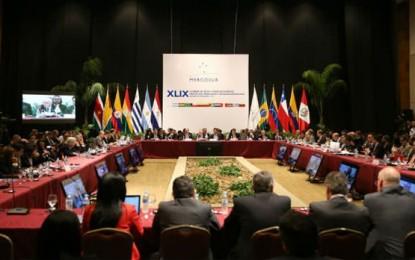 """Uruguay: denuncia que Brasil intentó """"comprar su voto"""" en el Mercosur"""