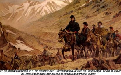 El cruce de Los Andes desde una óptica estratégica
