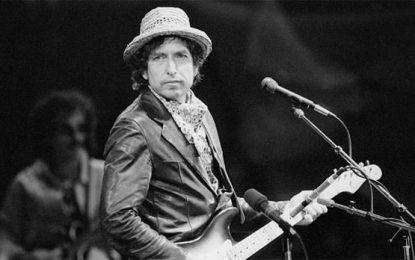 Los tiempos están cambiando: Bob Dylan, Nobel de literatura