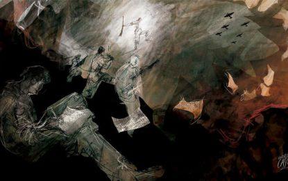 La Guerra Civil Española y el arte de la poesía
