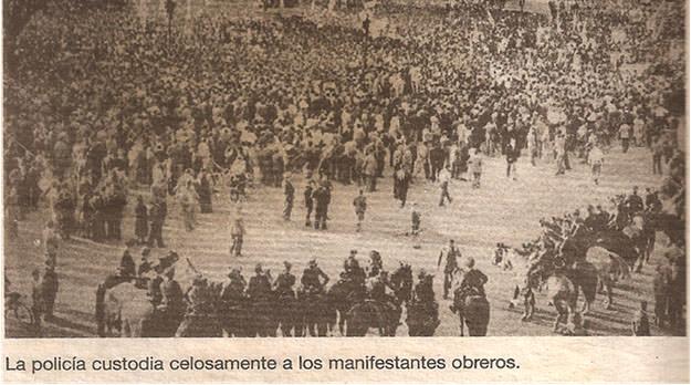 Evocando el 17 de octubre con Clarín (III)