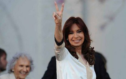 La plataforma de CFK