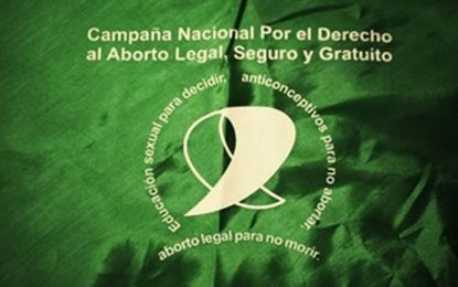 Un grito global por el aborto legal