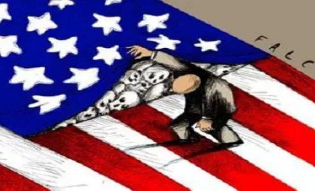 Ni Trump ni Hillary, el mal es el imperio industrial militar yanqui