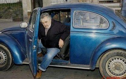 """Pepe Mujica, un hombre que sabe """"honrar la vida"""""""