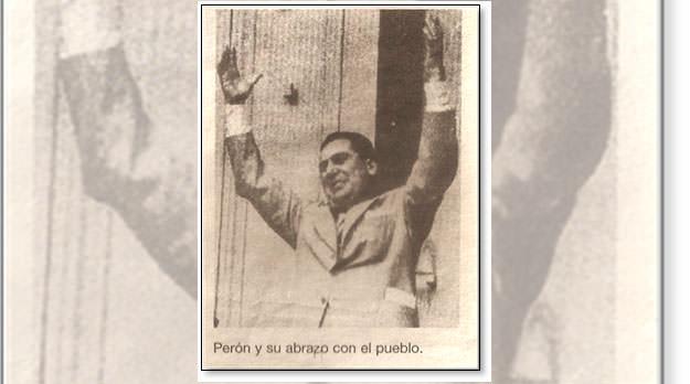 Evocando el 17 de octubre con Clarín