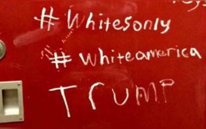 EEUU: más de 200 casos de hostigamiento y abuso de personas de color desde la elección de Trump
