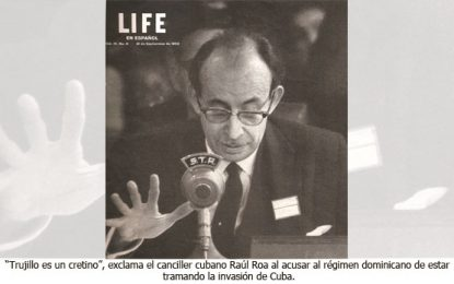 Trujillo, Fidel y la prensa colonizadora