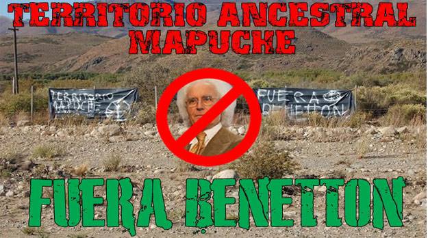Continúa la militarización de una zona mapuche en Chubut