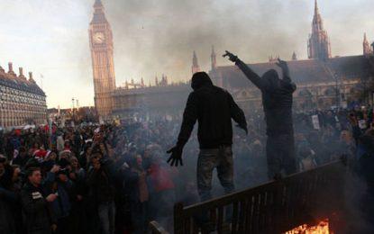 Inglaterra: reportan récord de pobreza entre trabajadores