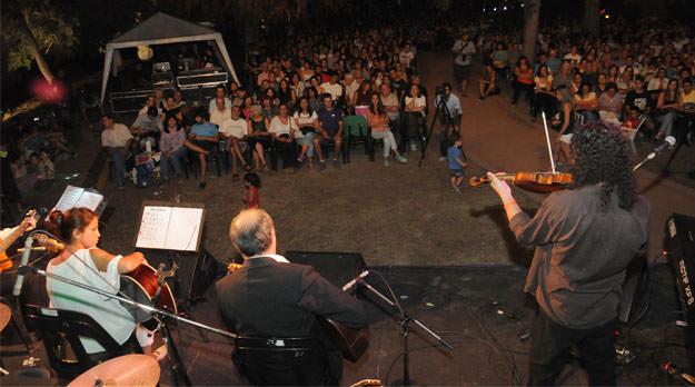 """Festival """"Jazz en el Lago"""""""