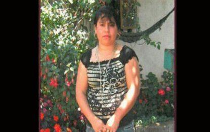 Asesinan a la ecologista Laura Vásquez