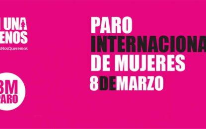 8M: Las mujeres marchamos en Mendoza