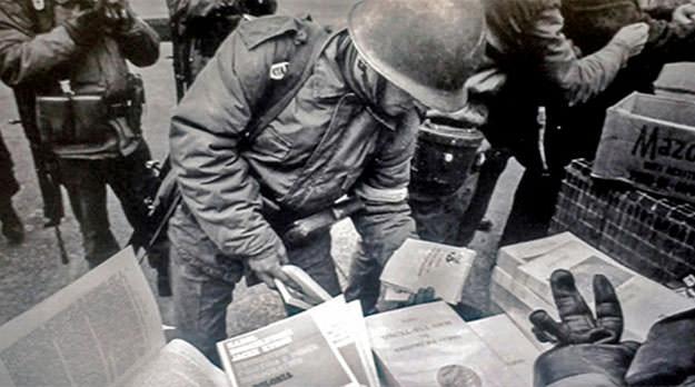 La literatura argentina en épocas de fuego (II)
