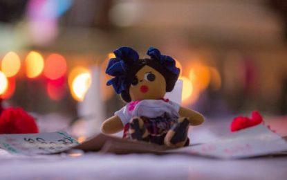 """Feministas y mayas exigen justicia para niñas de """"Hogar seguro"""""""
