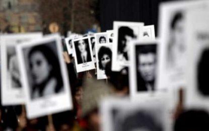 Los detenidos desaparecidos