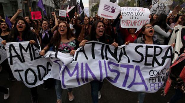 8M y el Paro Internacional de Mujeres