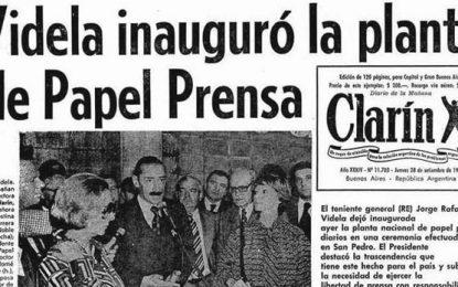 Papel Prensa, cuatro décadas de impunidad