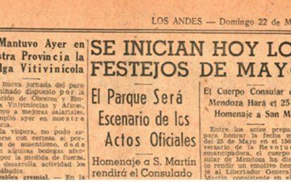 Sesquicentenario con huelga y fiesta